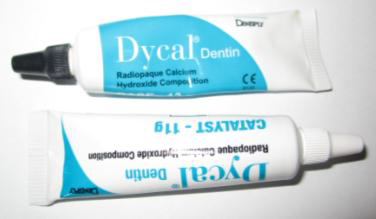 Dycal (calcium hydroxide composite)